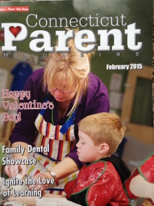 Connecticut Parent, Feb 2015 issue