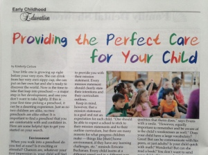 Connecticut Parent Feb 2015's issue